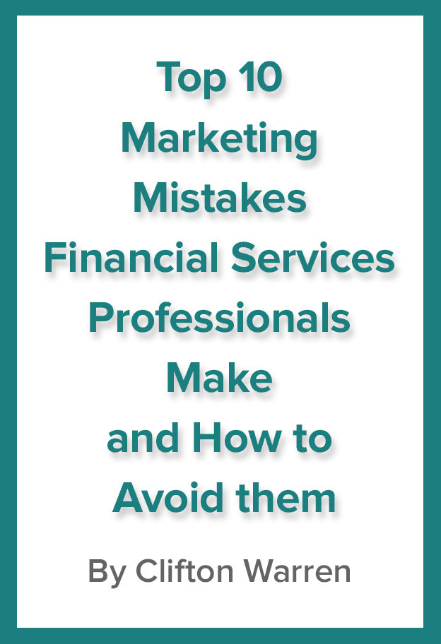 Top 10 Marketing Mistakes